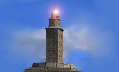 "Torres legendarias / Faros, minaretes, campanarios, rascacielos • <a style=""font-size:0.8em;"" href=""http://www.flickr.com/photos/30735181@N00/32493399546/"" target=""_blank"">View on Flickr</a>"