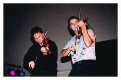 Rodney MacDonald and Glenn Graham