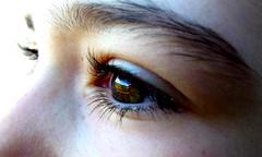 Oeil... Eye... PSP**** (Isa****) Tags: oeil fille psp