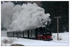 Preßnitztalbahn - 2017-02 (olherfoto) Tags: bahn eisenbahn schmalspurbahn museumsbahn presnitztalbahn dampf dampflok dampfzug kleinbahn kisvasut rail railway railroad narrowgauge steam train steamtrain erzgebirge