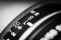 067:365 - Beyond... (ASBO Allstar) Tags: asboallstar ledlight project365 ringlight macro lens infinity scale numbers bw