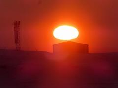 IMG_1199_1 (savillent) Tags: tuktoyaktuk northwest territories canada landscape sunset sun snow arctic north climate environment colors travel places mars canon point shoot frozen cold march 2017