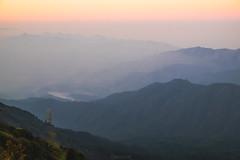 misty in the morning (Flutechill) Tags: morning misty fog foggy sky skyline sun sunrise light mountain mountains landscape nature tree trees thailand chiangmai nationalpark doiphahompoknationalpark