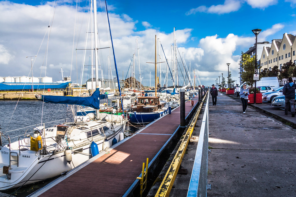 GALWAY HARBOUR AND DOCKLANDS [AUGUST 2015] REF-107518