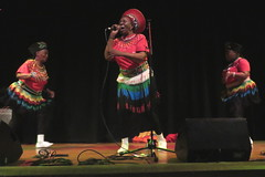 Mahotella Queens (2015) 01 (KM's Live Music shots) Tags: southafrica dancers worldmusic zulu southbankcentre mahotellaqueens mbaqanga nestcollective folkwithaltitude