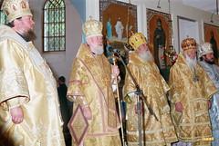 094. Consecration of the Dormition Cathedral. September 8, 2000 / Освящение Успенского собора. 8 сентября 2000 г