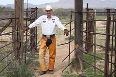 COWBOY PHOTO SHOOT (AZ CHAPS) Tags: ranch arizona leather cowboy boots gloves chaps saddle corral wrangler logoshirt