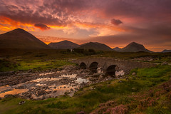 Building Bridges (JamesStreeterphotography) Tags: wood longexposure bridge pink blue trees winter light sunset red summer england sky cliff sun white mist mountain black mountains west flower colour tree skye green love wet water grass rain yellow rock stone wall night clouds sunrise canon dark landscape fun photography gold scotland waterfall spring crazy woods rocks long exposure waves mood glow moody purple isleofskye mask wind martial stones magic hill wave cliffs east waterfalls marsh colourful effect isle