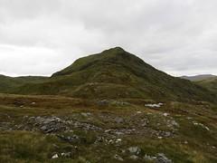 Creag Mhor ridge path (ancanchaWH) Tags: highlands walk mhor beinn creag heasgarnich