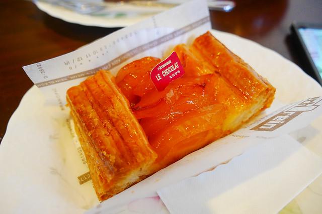 青森 弘前–蘋果之城下午茶–Patisserie Le Chocolat (ル・ショコラ)