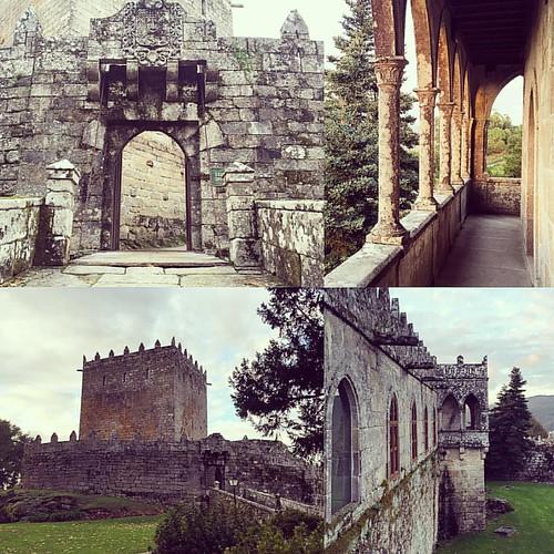 Castillo de Soutomaior #soutomaior #castillo #castle #galicia