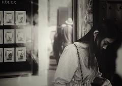 japenese II (f_vincent) Tags: street blackandwhite bw white black monochrome italia streetphotography firenze blackandwhitephotography japenese