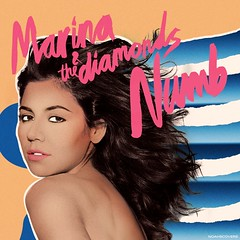 Marina & The Diamonds - Numb (Noahs Covers) Tags: family marina diamonds design artwork album cd vinyl mat cover lp jewels numb maitland