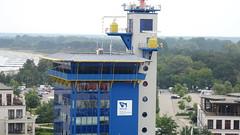 Vue du balcon - wsv.de (Sylvain Ménard) Tags: cruise geotagged boat warnemünde ship balticsea bateau balcon allemagne deu merbaltique batltic celebritysilhouette geo:lat=5417926528 geo:lon=1209371567