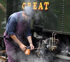 VoR 38503cr (kgvuk) Tags: 8 trains locomotive railways steamtrain steamlocomotive devilsbridge llywelyn valeofrheidolrailway pontarfynach narrowgaugerailways 262t narrowgaugetrain narrowgaugesteamtrain devilsbridgestation