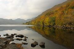 Llyn Crafnant - North Wales (jgg35) Tags: autumn lake wales october 2015 abigfave