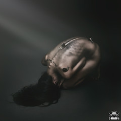 I let go of my shell (Luis Campillo) Tags: nude fineart valladolid fineartphotography conceptualart artisticphotography visualartist luiscampillo loft44studio reginaplh