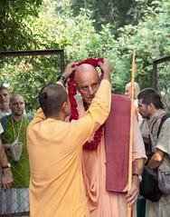 IMG_5472 (iskconmonk) Tags: festival prabhupada swami kartik prabhu brahmananda vrindavan iskcon swamiji sanyasi goshala iskconvrindavan