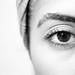 Closeup of Girl's Eye