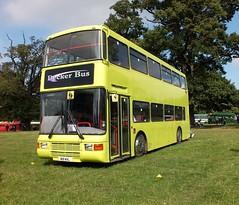 Showbus 2015 - Decker Bus - M18WAL