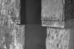 Deutsche Soldatenfriedhof Langemark (s81c) Tags: bw bn pietra firstworldwar soldatenfriedhof primaguerramondiale ypressalient ersteweltkrieg salientediypres