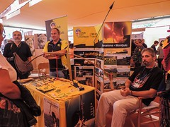 Mostra Entitats. Merc 2014- 20/09/2014 (clubarcmontjuic) Tags: barcelona archery merc voluntaris ajuntamentdebarcelona tirambarc torrejussana clubarcmontjuc