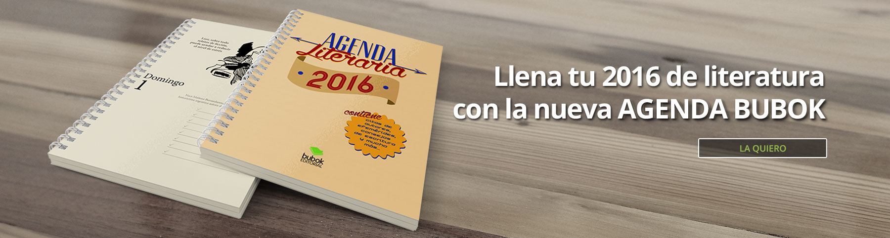 http://www.bubok.com.mx/libros/199030/Agenda-Literaria-Bubok?utm_source=Web%20&utm_medium=Display&utm_term=Home-Roller&utm_content=Producto&utm_campaign=AgendaB16