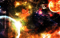 Music.of.the.universe (clabudak) Tags: music moon abstract photoshop wow experiments colorful notes guitar earth space textures layers universe artdigital astoundingimage awardtree crazygeniuses untouchabledream netartii artcityartists