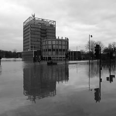 The Carlisle Floods 2015 (ambo333) Tags: carlisle cumbria england uk flood floods carlisleflood carlislefloods cumbriaflood cumbriafloods cumbriaflooding carlislecitycouncil flooding eden rivereden desmond storm stormdesmond carlislecumbria rain hardwickecircus carlisleciviccentre weather rainfall englandflooding ukflooding floods2015 carlisleflooding