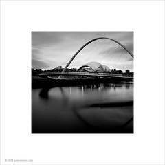 Gateshead Millenium Bridge (Ian Bramham) Tags: bridge newcastle millenium gateshea ianbramham