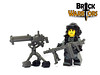 Interchangeable Magazine/Bullets (BrickWarriors - Ryan) Tags: brickwarriors custom lego minifigure weapons helmets armor interchangeable magazine ammo bullets guns hitlers buzzsaw water cooled machine gun military ww2 world war soldier infantry german