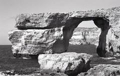 Gozo Island Malta 2013 (marzo ph.) Tags: nature sea natural mediterranean malta beach sun city daniele marzocchi marzoph 35mm ilford delta 100 pro istillshootfilm staybrokeshootfilm buyfilmnotmegapixels filmphotographic blackandwhite gozo island