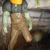 Chameau-oliv-Kanal0974.B (Kanalgummi) Tags: sewer exploration rubber waders chestwaders wathose worker égoutier kanalarbeiter bomber jacket bomberjacke gloves gummihandschuhe