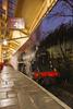 """Platform 4"" Standard 4 76084 (Liam60009) Tags: eastlancashirerailway elr standard4 4mt 76084 buryboltonstreetstation bury longexposure night platform platform4 rain steamlocomotive steam train steamtrain"