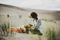 dune pets (R A M A L A M ▲ S A M D O N G) Tags: poppymoose