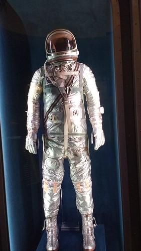 """Virgil """"Gus"""" Grissom's Project Mercury Flight Suit"""