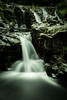 Yacolt Falls (M3tr1c) Tags: yacolt falls waterfall rocks nature landscapes moulton state park water wet flow creek stream river ocean mist