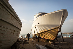 Boatyard (yotung) Tags: 1340 5d alexandria beach egypt oldharbour ships shipyard