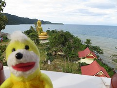 Swami and Buddha on Koh Kood - Thailand (ashabot) Tags: