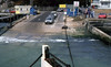 Sandbanks Ferry (SteveInLeighton's Photos) Tags: kodachrome transparency dorset england april 1987 sandbanks ferry poole