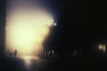 """""""Too late, even for you..."""" (Ilargia64) Tags: nightphotography night fog foggynight man silhouette cold streetphotography light thelastman fineart león amayasanchez soledad loneliness"""