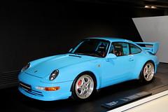 Porsche 911 Carrera RS 3.8 Clubsport, 1998