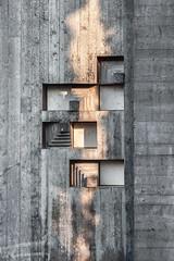 (ilConte) Tags: brion scarpa carloscarpa architettura architecture architektur brionvega altivole sanvitodaltivole veneto italia italy cemento cement concrete