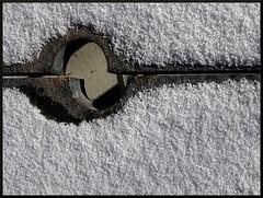 Minimal_012 (JMVerco) Tags: hiver winter inverno neige snow neve blanc white bianco minimalisme minimalism minimalismo flickrchallengegroup