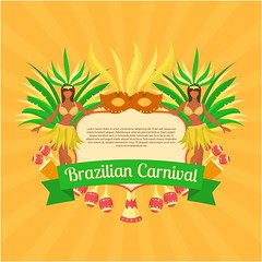 free vector Happy Brazil Carnival Background (cgvector) Tags: allegory antifaz background balloon balloons bambini birthday brasil brazil card carnaval carnival children colors confetti costumes eve feast feathers fun games greeting halloween happy harlequin illustration insert invitation joke label makeup mascara mask masks new parties party postcard shrove space star streamers texttransparency tuesday vector venice vetor year your design rio symbol celebration traditional decorative color colorful banner holiday festive janeiro de fashion circus backdrop festival