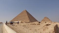 The Pyramids of Giza (Rckr88) Tags: thepyramidsofgiza the pyramids giza cairo egypt africa travel travelling ancient ancientegypt relic relics pyramid pyramidsanddesert camelsatthepyramids sand desert