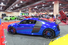 Philly Auto Show 2017 (Speeder1) Tags: ford chevrolet exotic nissan gtr mustang s7 saleen dub classic superbird plymouth camaro oldsmobile 442 truck mitsubishi evolution fast furious ferrari lamborghini amg mercedes benz audi r8 dodge charger focus shelby cobra corvette 350z rx7 toy diecast fairlane 500 batmobile gasoline gas pump motorcycle bike bentley