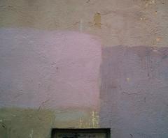 Roman colour (John Elmslie) Tags: rome roma colour paint wall blocks plaster