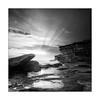 Dawn Encounters (Mike Hankey.) Tags: littlebay cloud seascape published focus sunrise canoncollective lowtide colour
