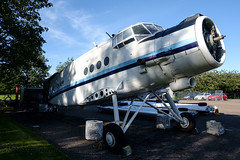 HA-MKE An-2, Kinloss (wwshack) Tags: airfoyle aircraftmuseum an2 antonov kinloss moray morayvia scotland hamke